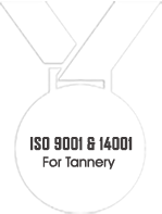 ISO 9001 and 14001 for Tannery